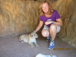 Lion Park with Megan 044